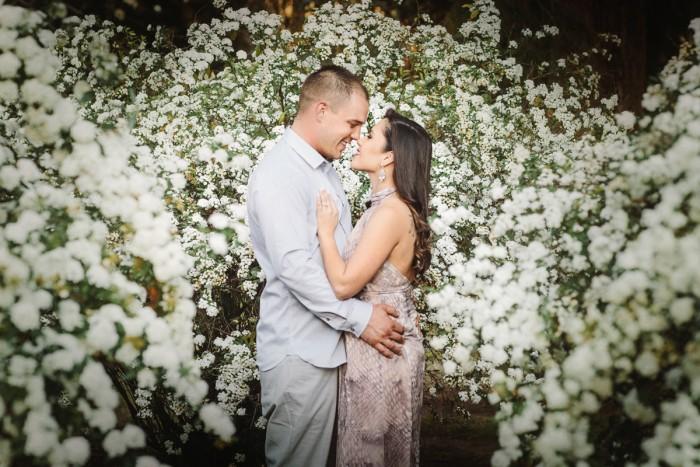 Engagement photos Sacramento