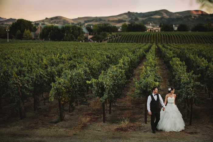 Napa wedding photographers