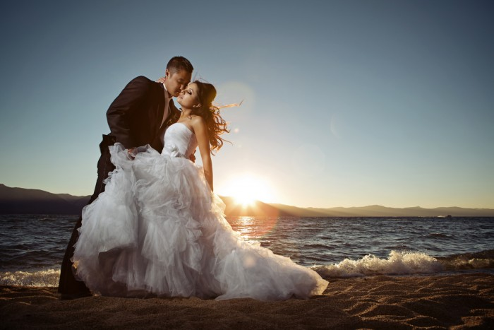 Modern wedding photographers Sacramento