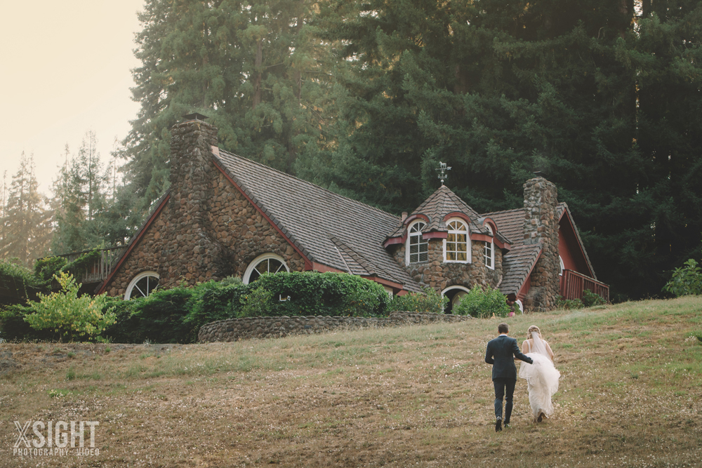 Woodland wedding photography by Xsight Sacramento