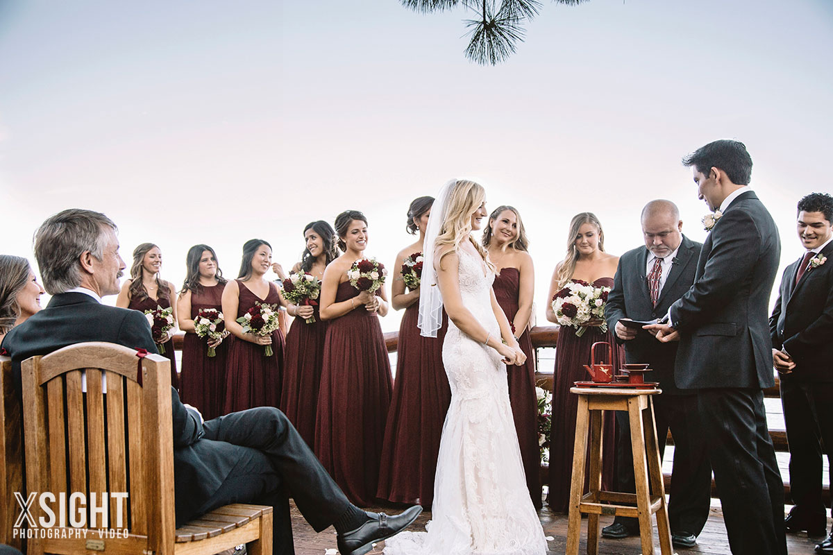 Lake Tahoe Resort Wedding Photos