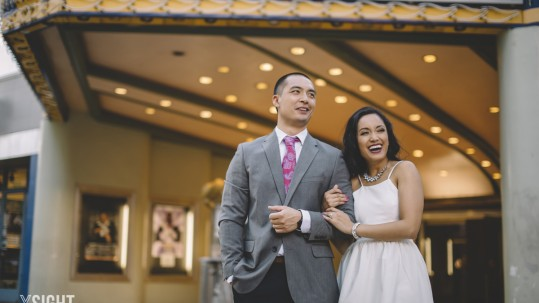 Sacramento Engagement Session with Rachelle & Andrew