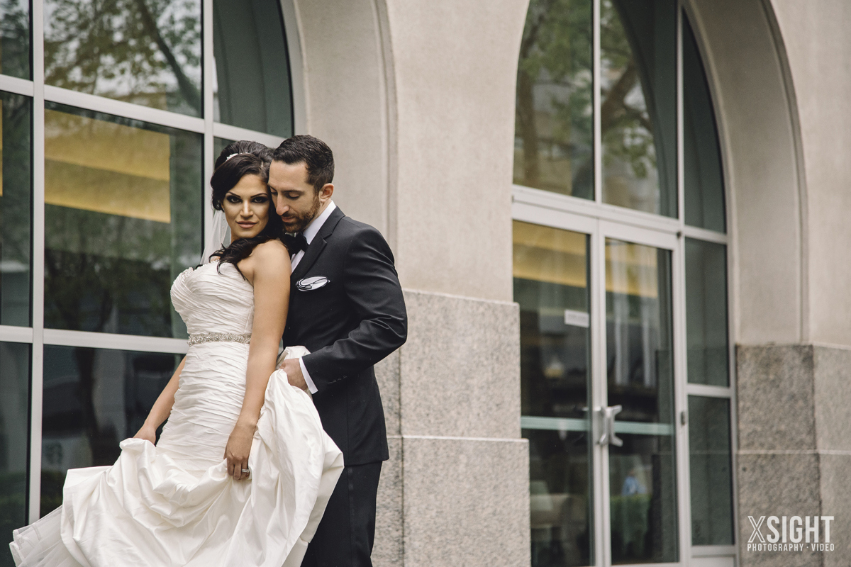 Downtown Sacramento Wedding Photos by Xsight Photography and Video