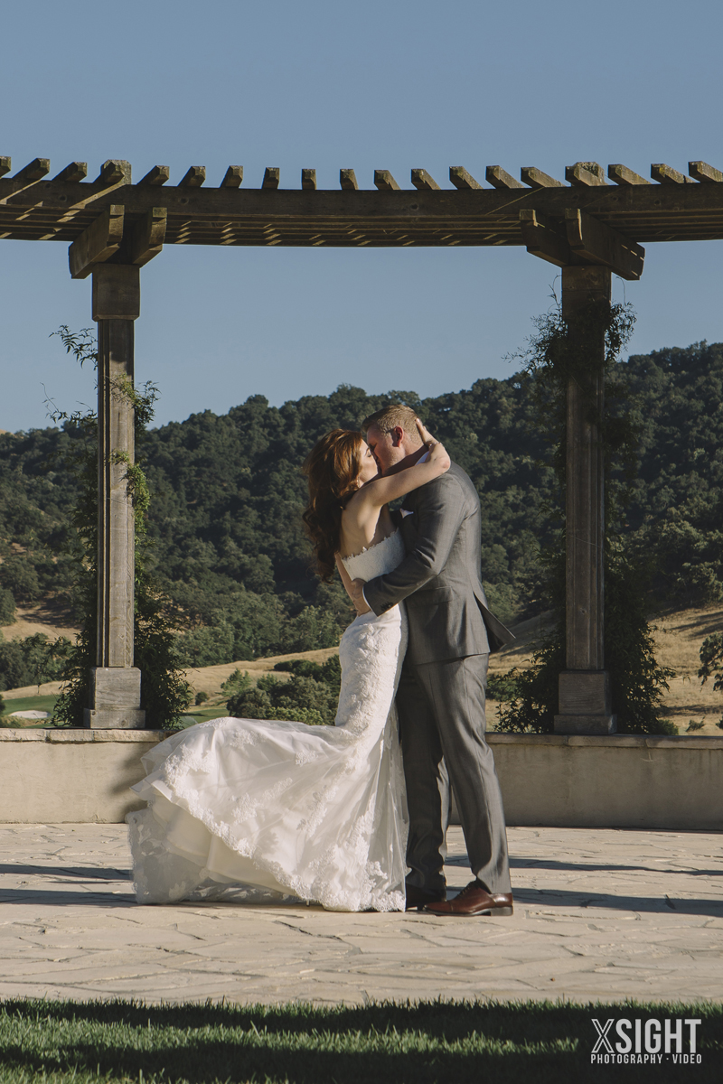 Northern California Vineyard Wedding Photography Xsight Photography and Video