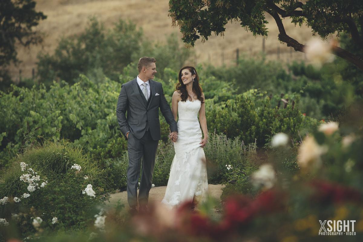 Northern California Vineyard Wedding Photography Xsight Photography and Video